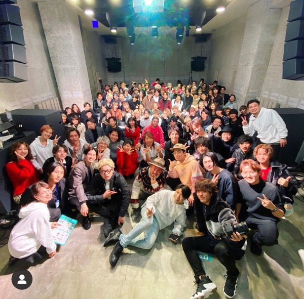 東京セミナーの集合写真