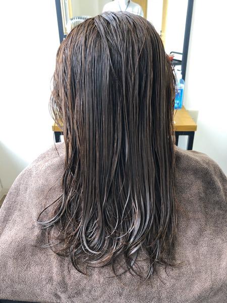 大分県別府市 くせ毛に悩んでいるけど、パーマもかけたい方は【ストカール】がオススメです! ビフォー