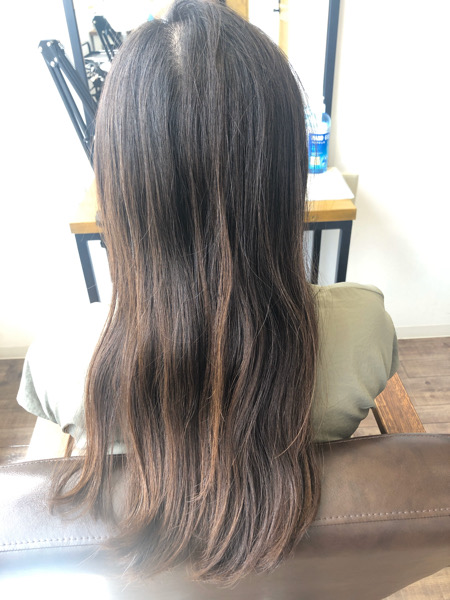大分県別府市 くせ毛の悩みはお手入れ簡単なストカールで解決! ビフォー