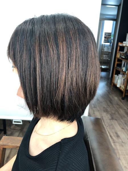 大分県別府市 綺麗なヘアスタイルを維持するには定期的なメンテナンスが大切です! ビフォー