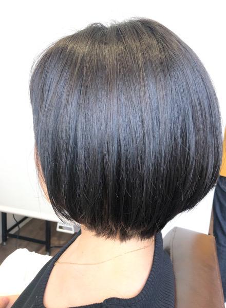 大分県別府市 綺麗なヘアスタイルを維持するには定期的なメンテナンスが大切です! アフター